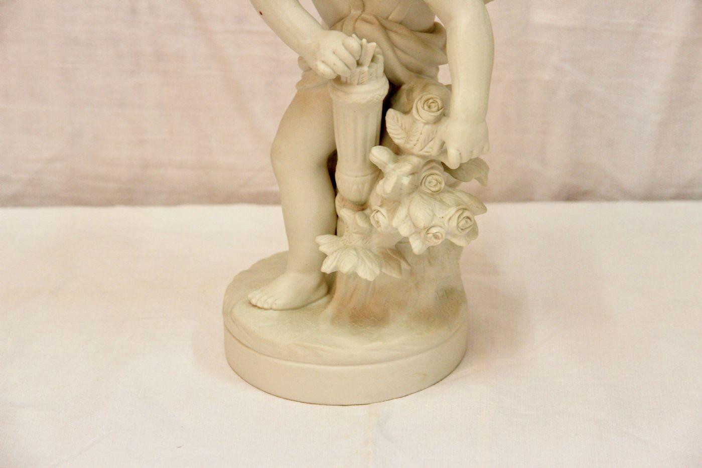 thumb3|Biscotto con Cupido, fine XIX° / inizio XX°