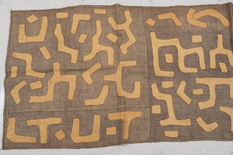 Pannello antico Africano KUBA