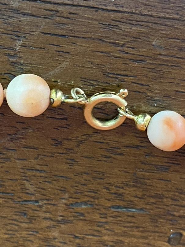 thumb3 collana in corallo con chiusura in oro