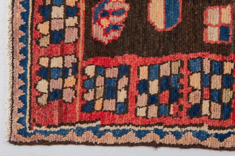thumb3 Tappeto persiano MOSUL di vecchia manifattura - n. 835