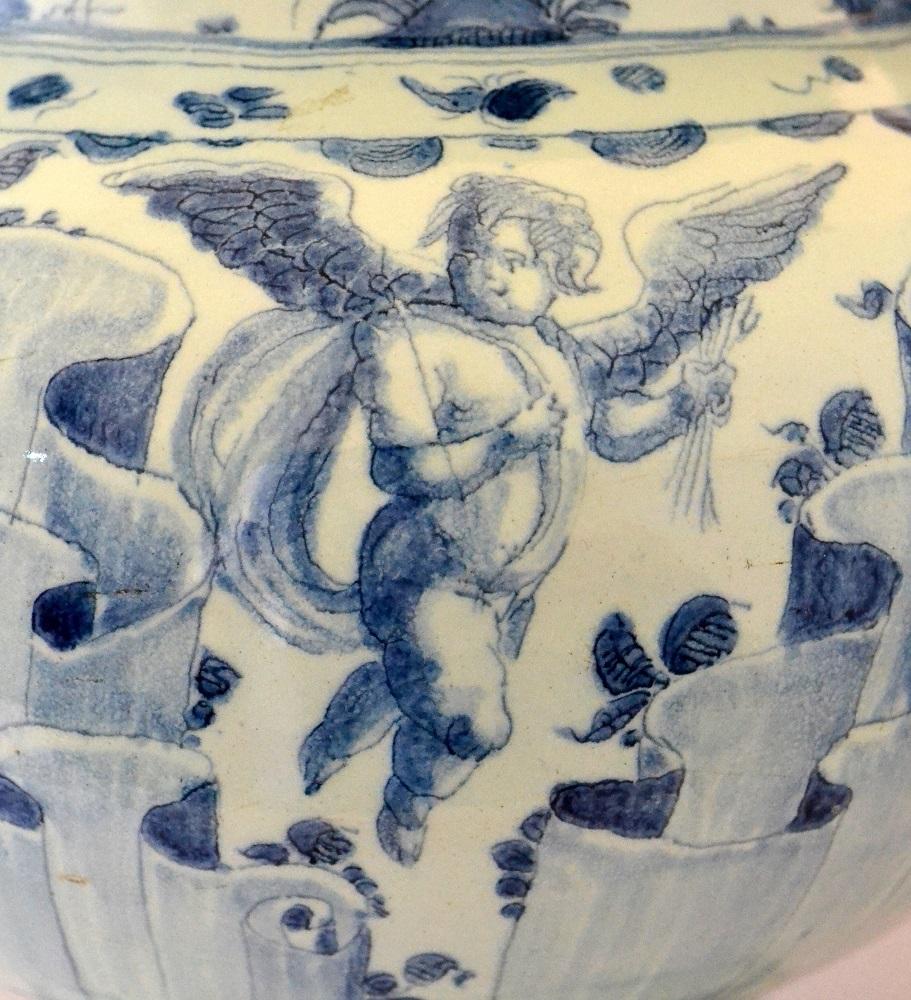 thumb3|AS - Splendida coppia di vasi elettuari
