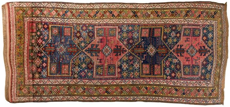 Tappeto persiano GUCIAN di vecchia manifattura - n. 666