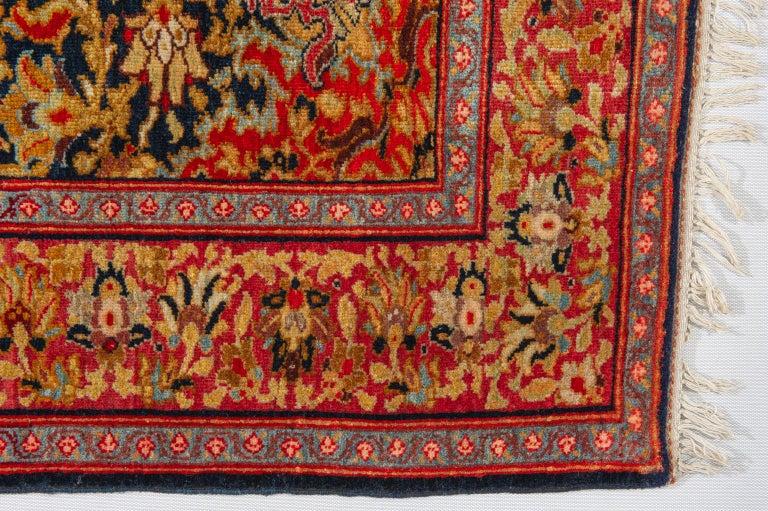 thumb7|Tappeto persiano SAROUGH (o Sarugh) unico esemplare - nr. 343 -