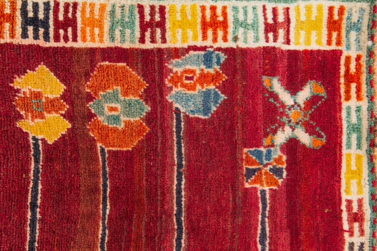 thumb6 Tappeto  GABBEH dei nomadi persiani - nr. 970 -