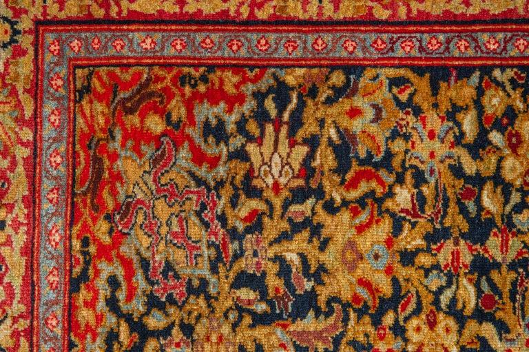 thumb5|Tappeto persiano SAROUGH (o Sarugh) unico esemplare - nr. 343 -