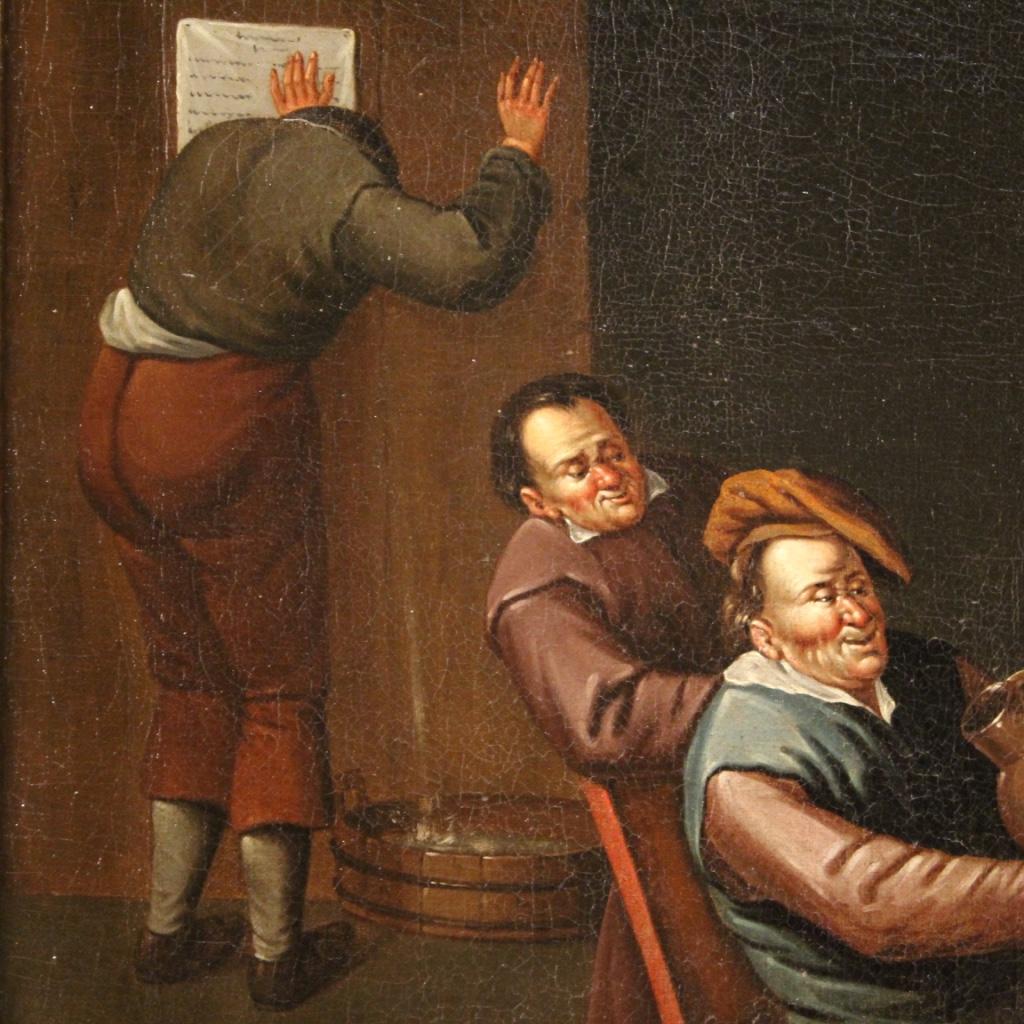 thumb7|Quadro fiammingo del XVII secolo