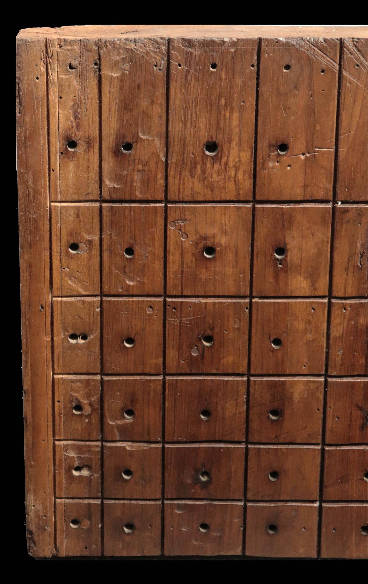 thumb3 Pannello parte di organo. Toscana, Sec. XVI