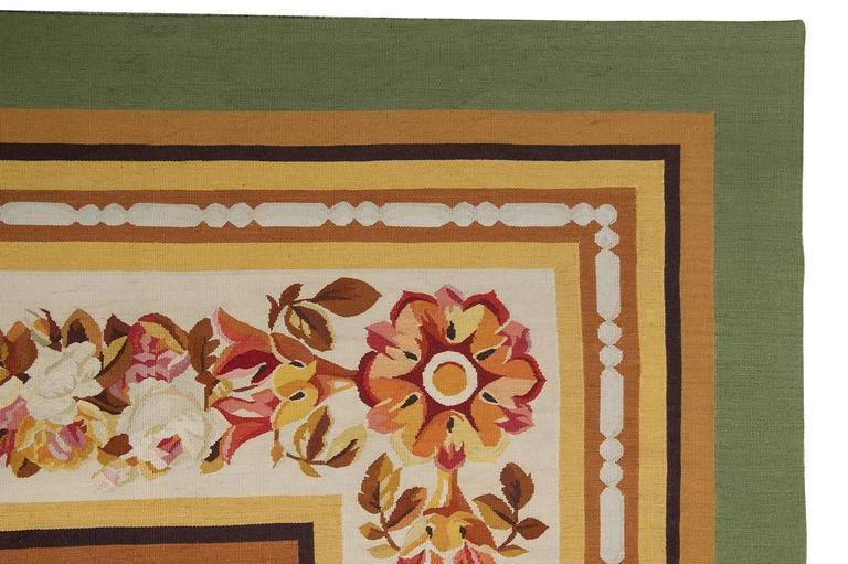 thumb4|tappeto Aubusson di particolare manifattura orientale