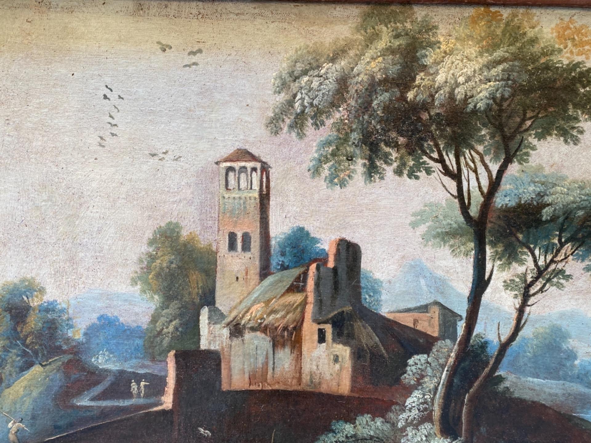 thumb2 Paesaggio - olio su tela
