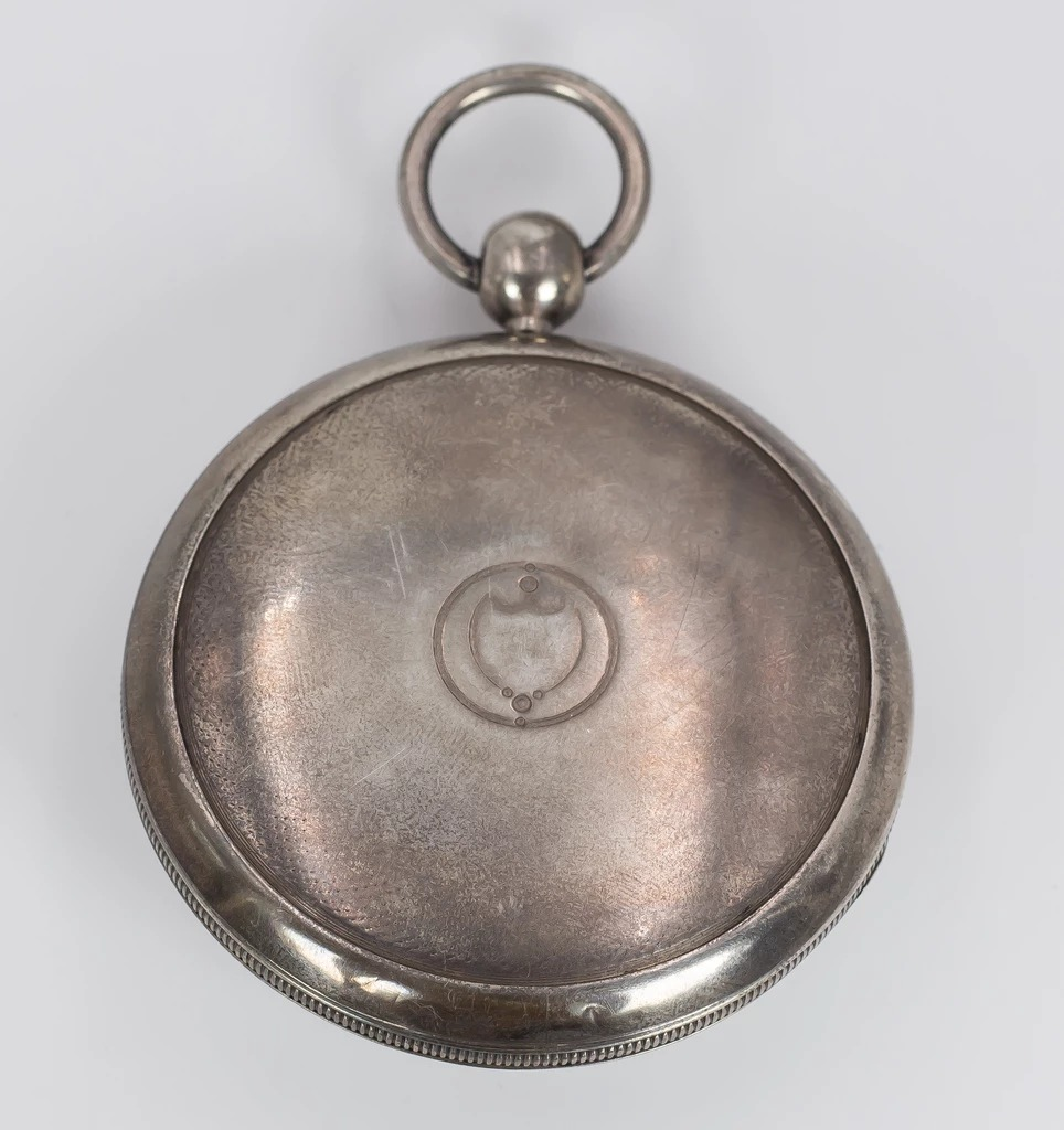 thumb4|Orologio da tasca in argento , 1831 Austria-Ungheria