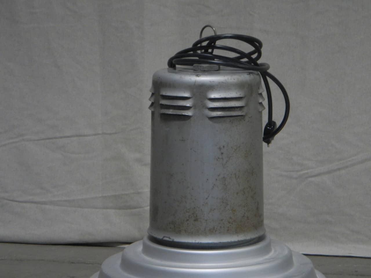 thumb9 lampada  vintage industriale anni 50