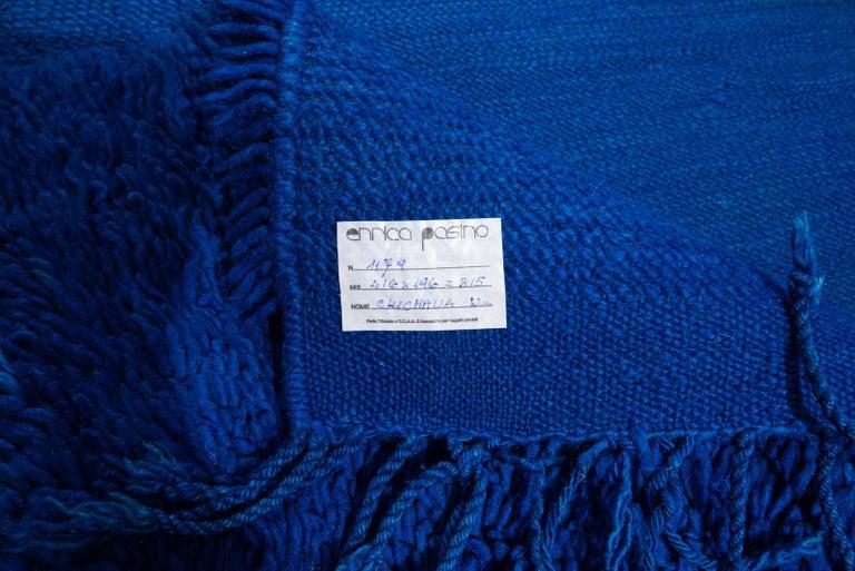 thumb2|Tappeto Marocco a fondo blu (n.1179)