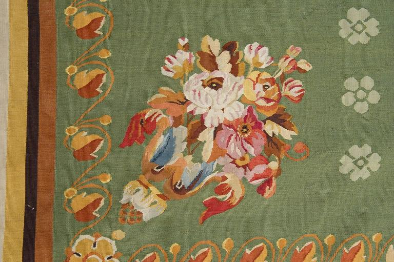 thumb3|tappeto Aubusson di particolare manifattura orientale