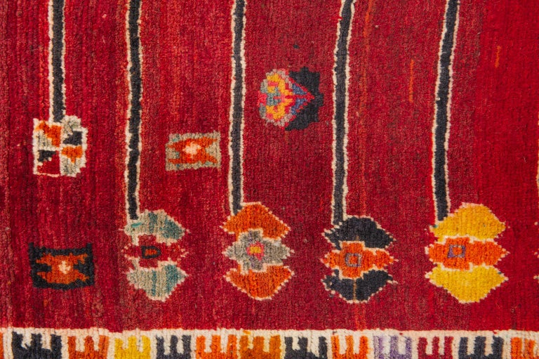 thumb4 Tappeto  GABBEH dei nomadi persiani - nr. 970 -