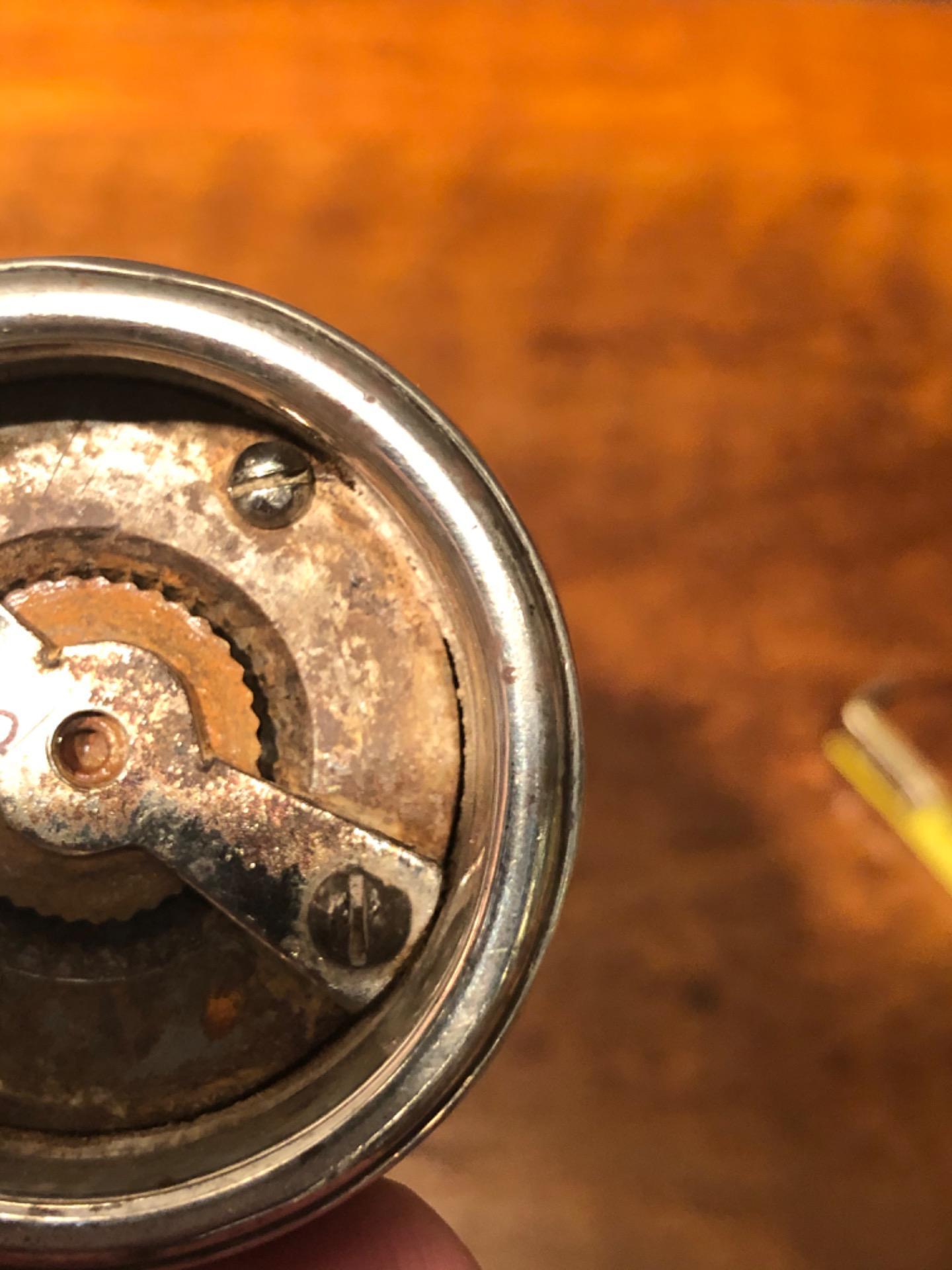 thumb2|Macinapepe in argento punzone Sterling.USA.
