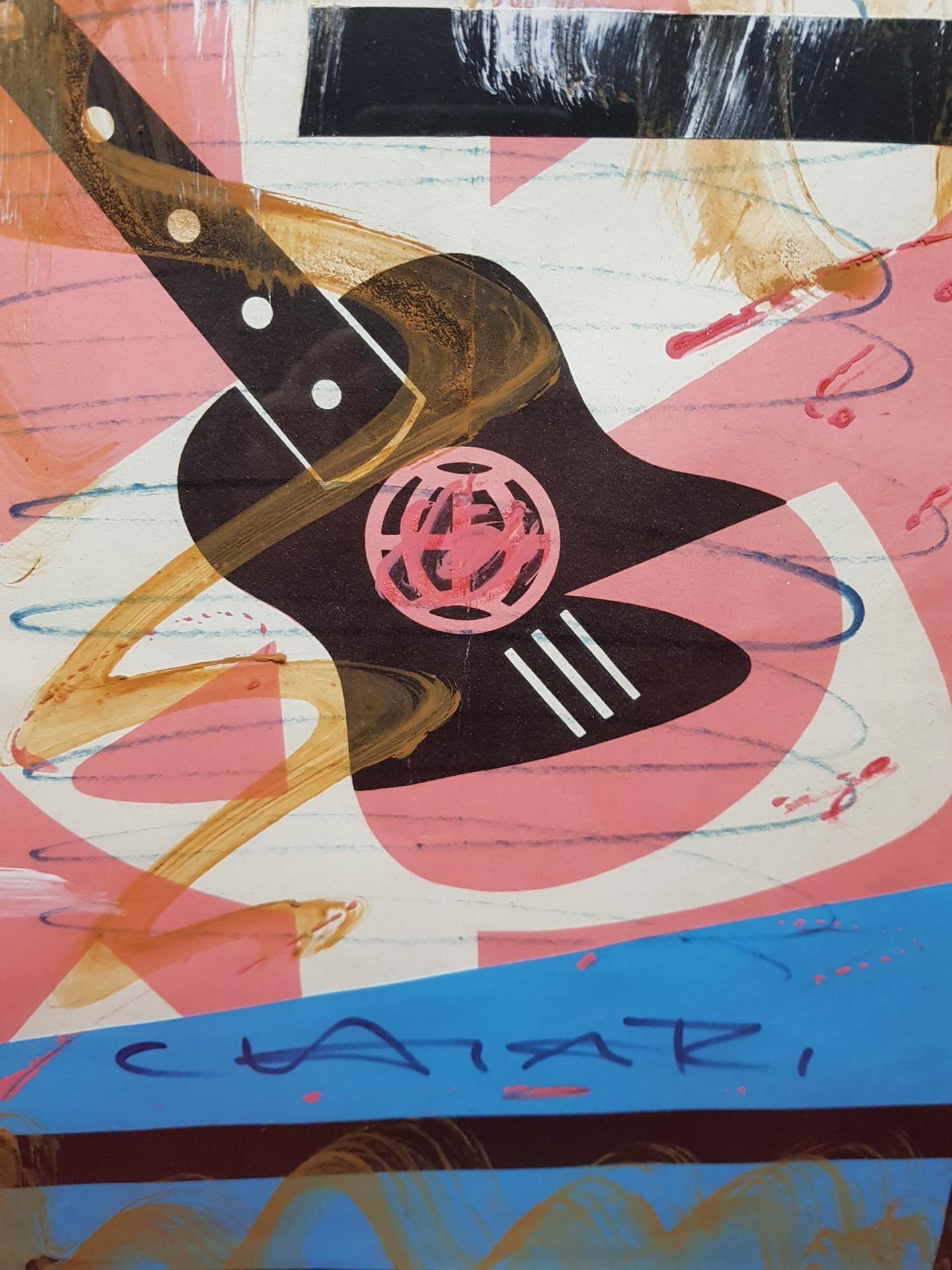 thumb2|GIUSEPPE CHIARI ( 1926 –  2007) - FLUXUS