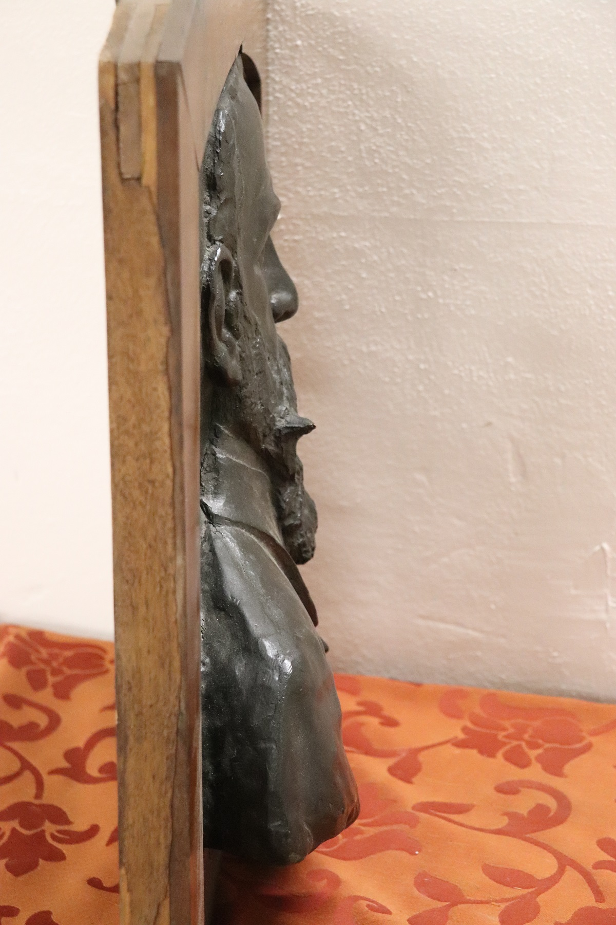 thumb5 Scultura in bronzo ritratto di gentiluomo inizi Sec. XX PREZZO TRATTABILE