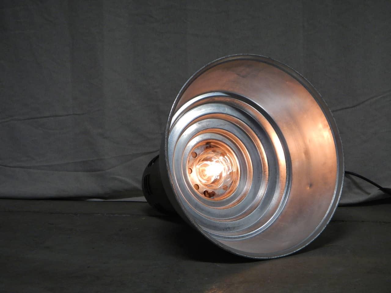 thumb7 lampada  vintage industriale anni 50