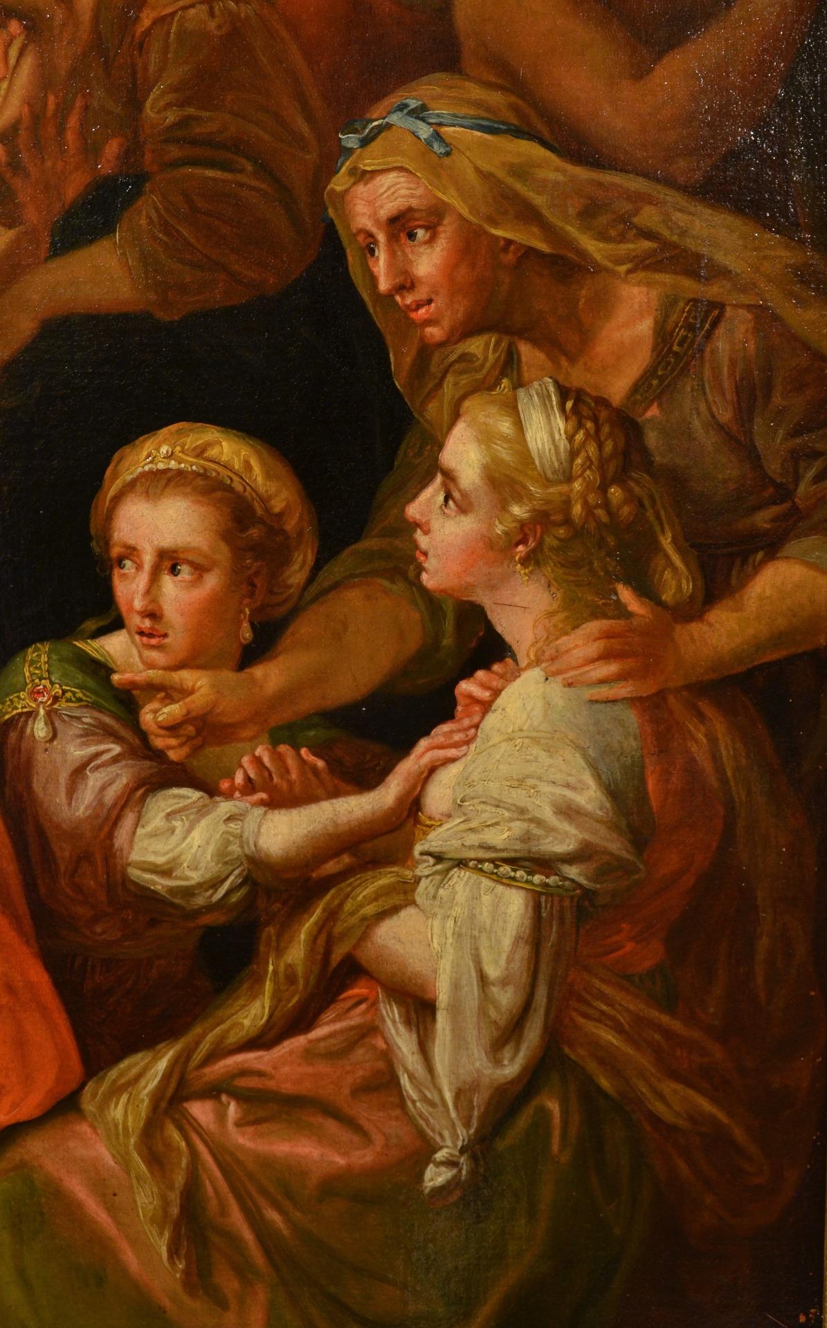 thumb8|Alessandro Magno visita la famiglia di Dario, Pompeo Girolamo Batoni (Lucca 1708 – Roma 1787) e bottega (VENDUTO)