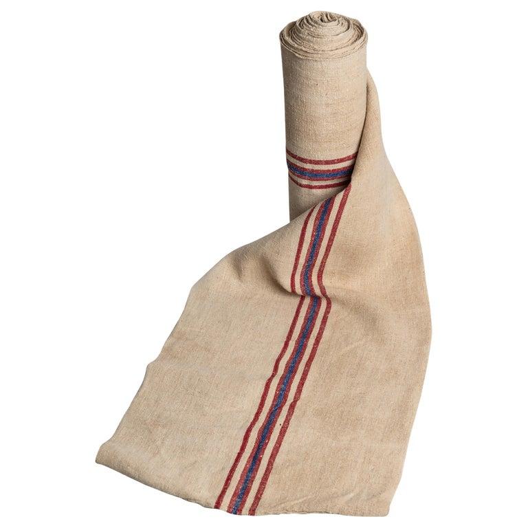 thumb2|Tessuto vintage francese per arredamento