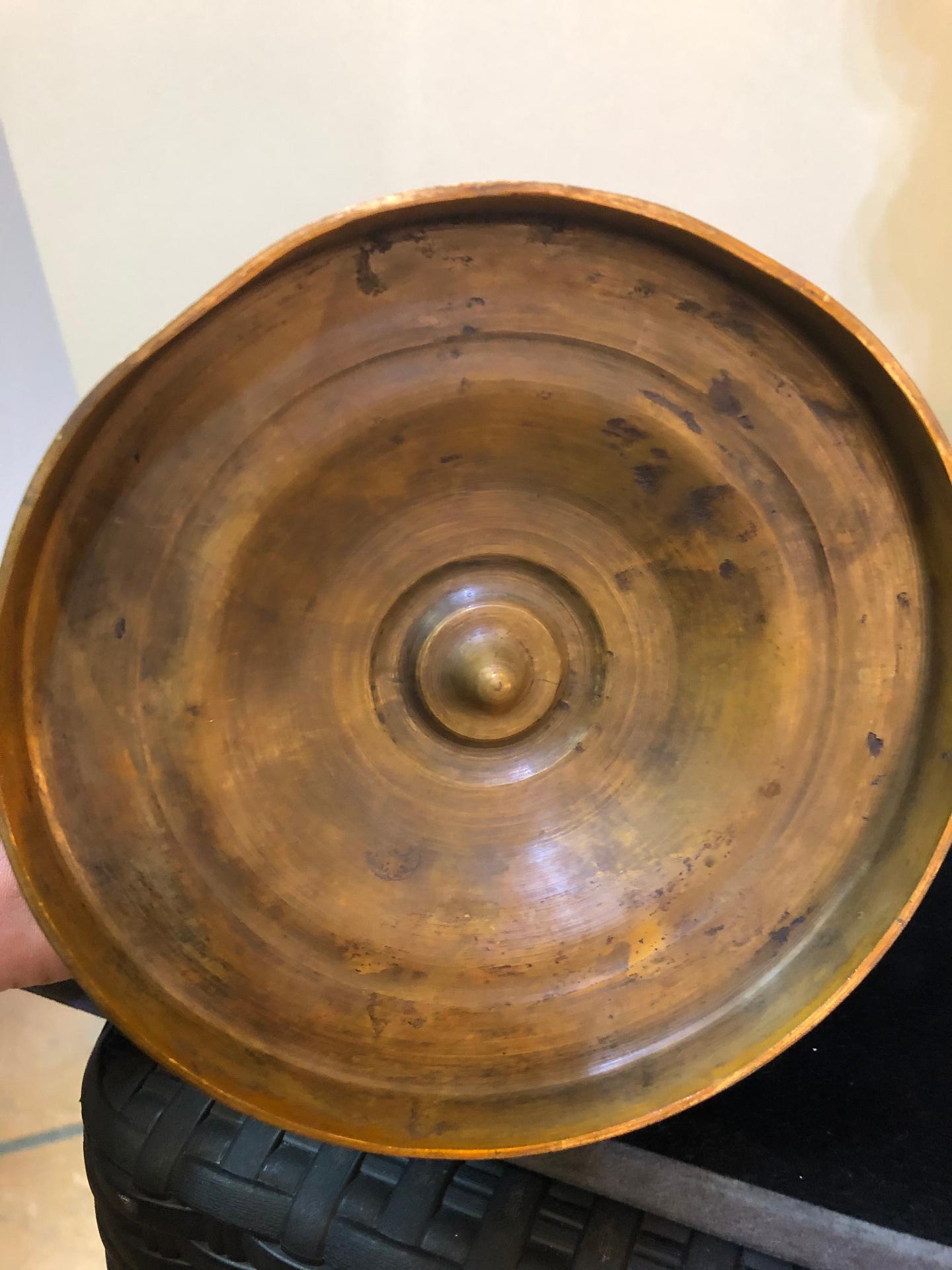 thumb9|Coppia di bugie in bronzo dorato Impero Francia 1810