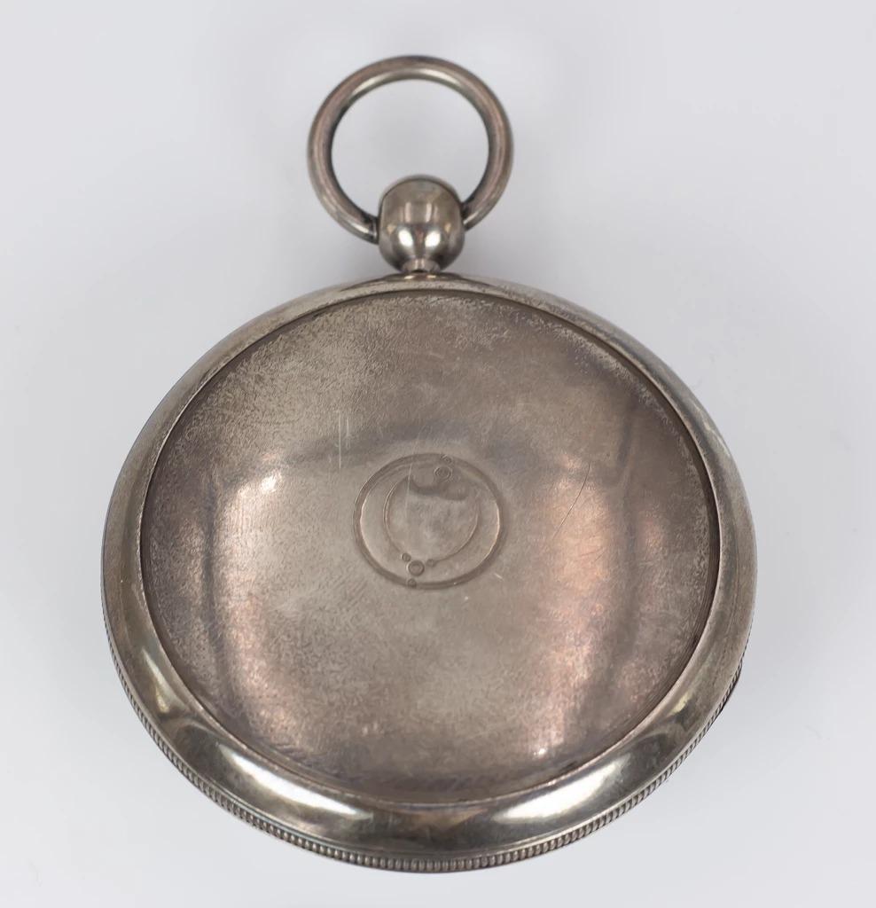 thumb2|Orologio da tasca in argento prima metà dell'800
