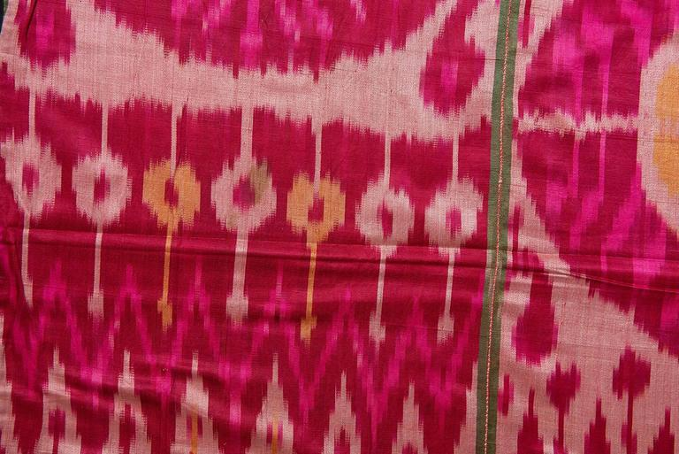 thumb2|Antico IKAT BOKARA in seta