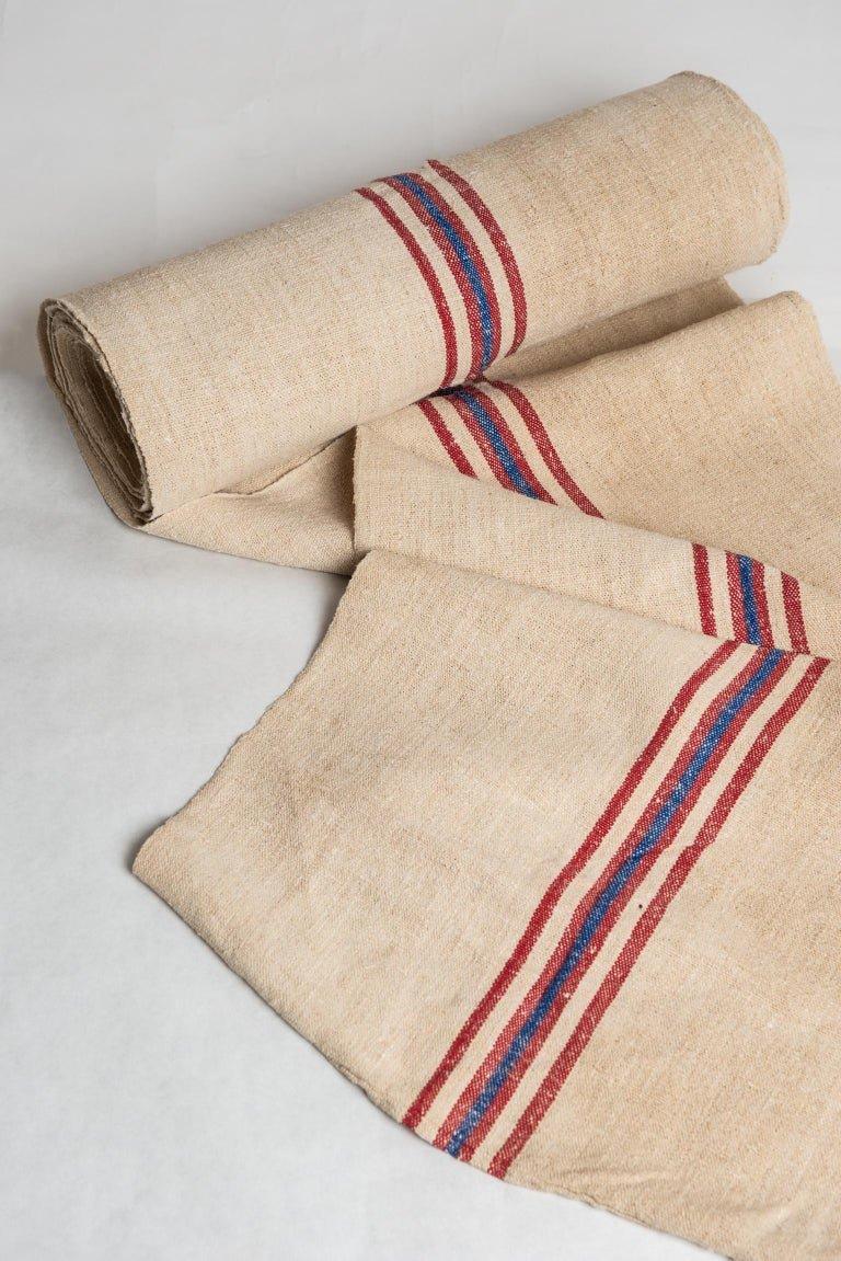 Tessuto vintage francese per arredamento