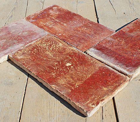 thumb2|Autentico pavimento in cotto variegato lombardo