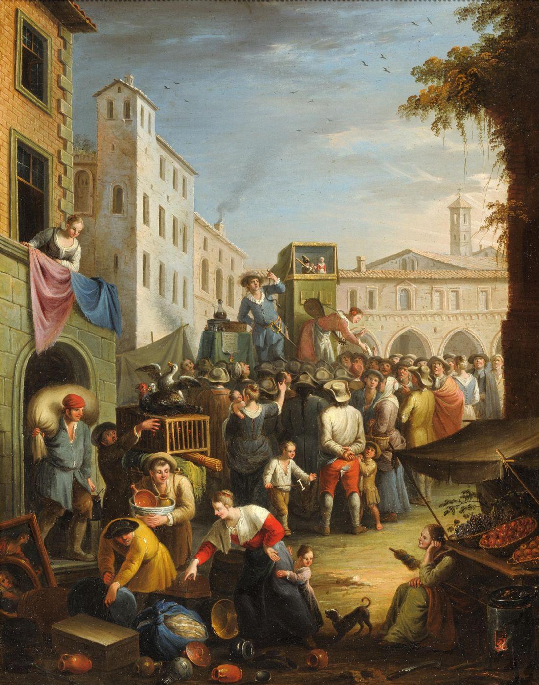 GIOVANNI MICHELE GRANERI (Torino, 1708-1762) VENDUTI