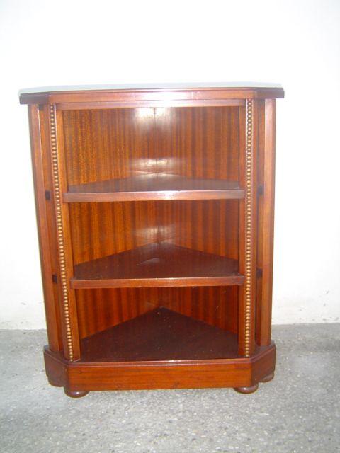 Mobile Libreria Ad Angolo.Piccolo Mobile Libreria Ad Angolo Con Tavolo D 100 Antiquariato