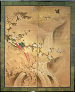 Paravento Giapponese - Japanese Folding Screen