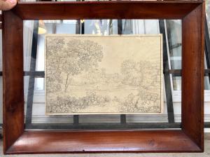 Paesaggio con figure, Annibale Carracci