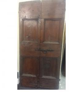 рустикальная дверь