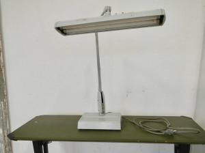 industrial lamp from the 50s