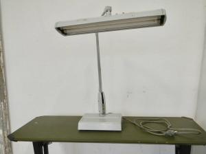промышленный светильник 50-х годов
