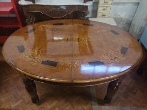 Выдвижной английский стол