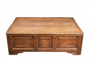 Marche, XIX secolo, Curriola in legno di abete