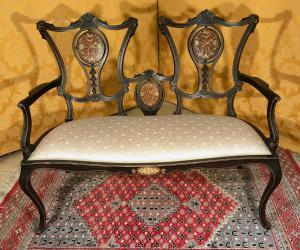raro divano Certosino