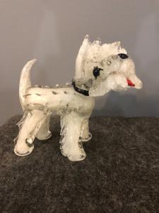 玻璃狗Barovier和Toso制造Murano。