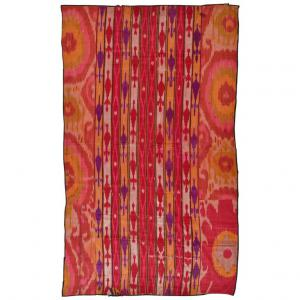 Antique IKAT BOKARA in silk