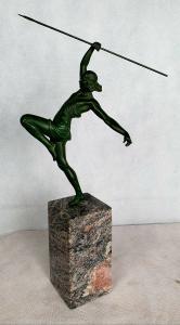 Pierre la Faguays(1892-1962) bronzo