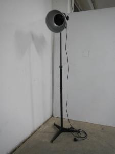lampada da fotografo anni 70