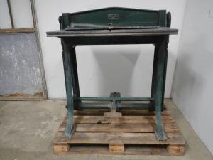 macchina da tipografia anni 40