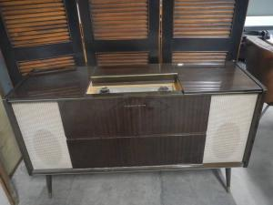 mobile radio  anni 50 grundig