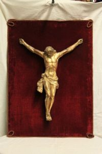 """Christ crucified"""