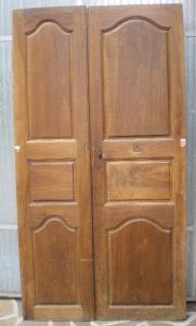 Coppia di porte