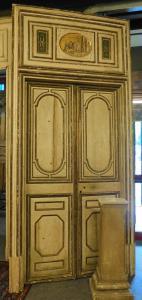 ptl493 - porta com porta lacerada, cm l 150 xh 315