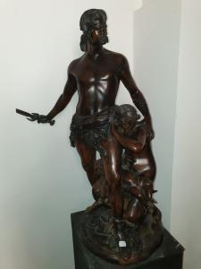 """Bronze """"Massacre dos Inocentes"""""""