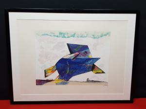 GIANNI DOVA(1925  -  1991)图形作品